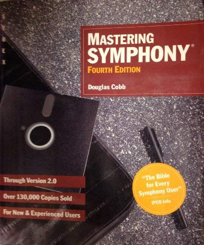 Mastering Symphony (0895884941) by Douglas Cobb