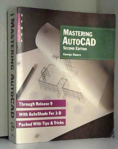 9780895885029: Mastering Autocad