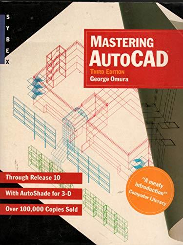 9780895885746: Mastering AutoCAD