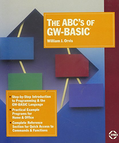 The ABC's of GW-BASIC.