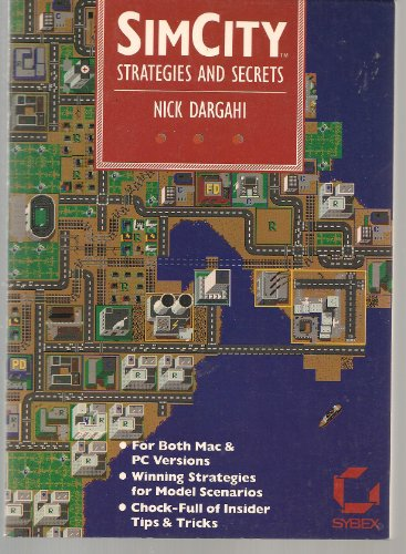 9780895888907: Simcity Strategies and Secrets