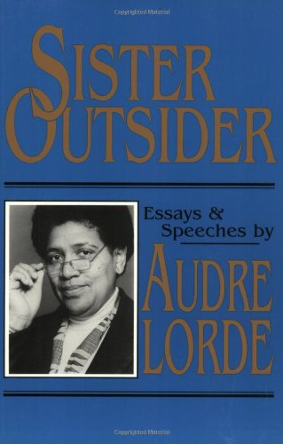 9780895941411: Sister Outsider: Essays and Speeches (Crossing Press Feminist Series)