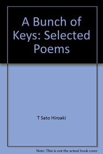 9780895941442: A Bunch of Keys: Selected Poems