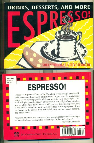Espresso!: Drinks, Desserts and More