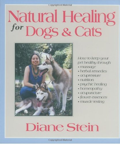 9780895946140: Natural Healing for Dogs and Cats
