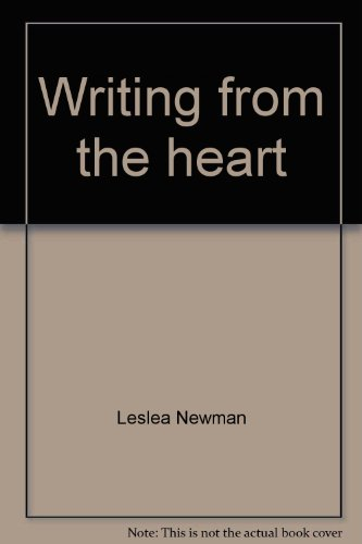 9780895946423: Writing from the heart: Inspiration and exercises for women who want to write