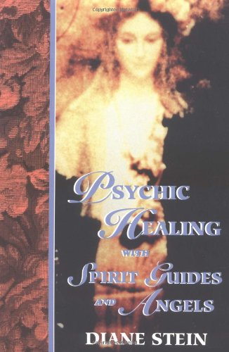 9780895948076: Psychic Healing with Spirit Guides and Angels