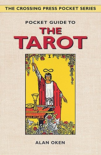 9780895948229: Pocket Guide to the Tarot (Crossing Press Pocket Guides)