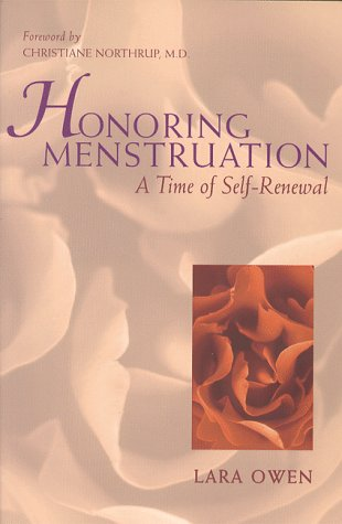 9780895949219: Honoring Menstruation: A Time of Self-Renewal