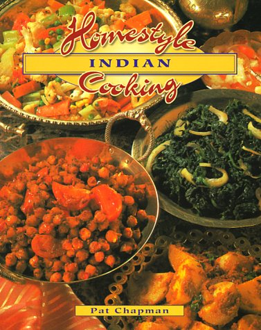 9780895949233: Homestyle Indian Cooking (Homestyle Cooking)