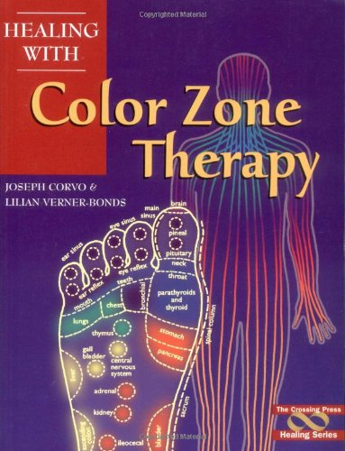 9780895949257: Healing with Color Zone Therapy