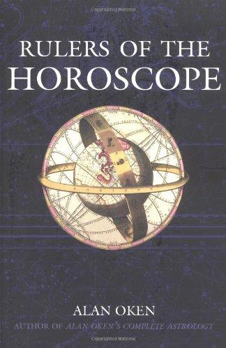 9780895949981: Rulers of the Horoscope