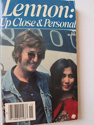 9780895962997: Lennon, up close & personal