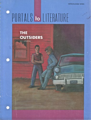 9780895981240: The outsiders: Reproducible activity book (Portals to literature)
