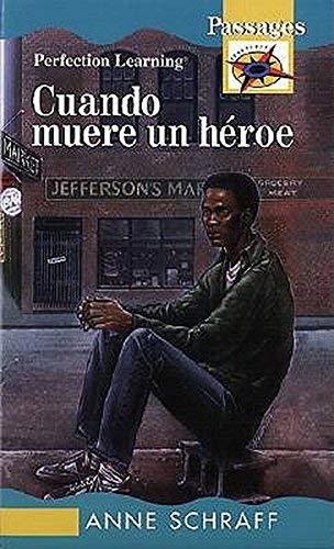 9780895982544: When a Hero Dies (Passages Novels)