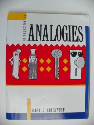 Introduction to Analogies: Greenwood, Scott