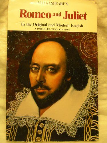 9780895984326: Romeo and Juliet (Shakespeare Parallel Text Series)