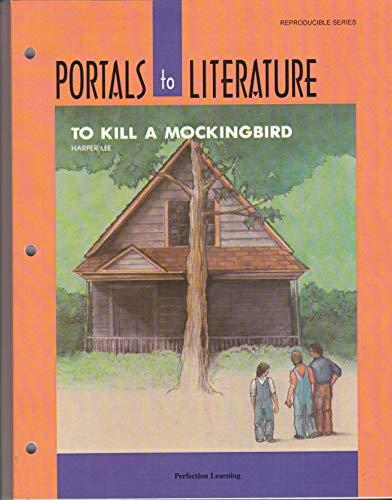 9780895986443: To Kill a Mockingbird Reproducible Activity Book (Portals to Literature Reproducible Series)