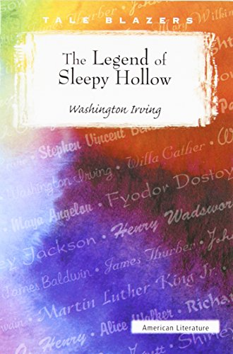 9780895986689: The Legend of Sleepy Hollow (Trail Blazers)