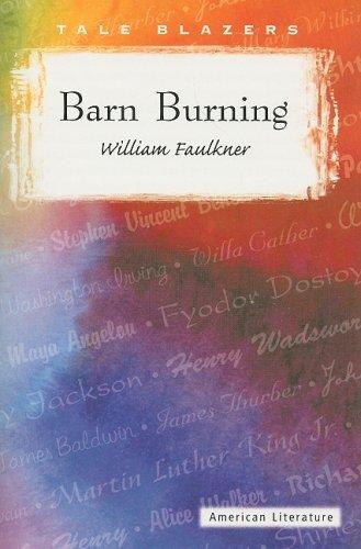 9780895986825: Barn Burning (Tale Blazers)
