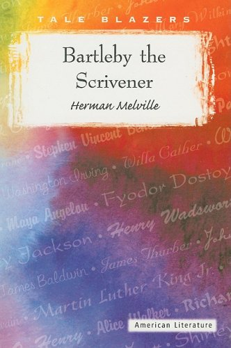 9780895986832: Bartleby the Scrivener (Tale Blazers)