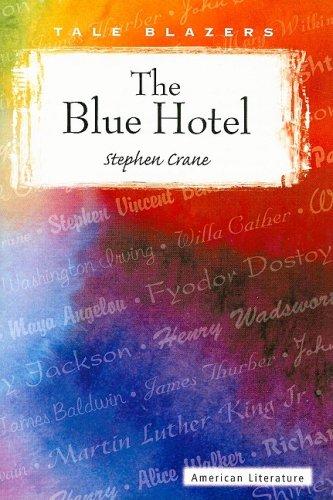 9780895986887: The Blue Hotel (Tale Blazers)
