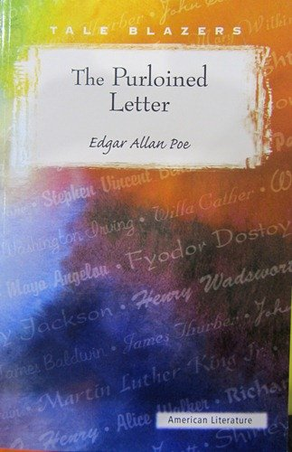 9780895987525: The Purloined Letter (Tale Blazers)