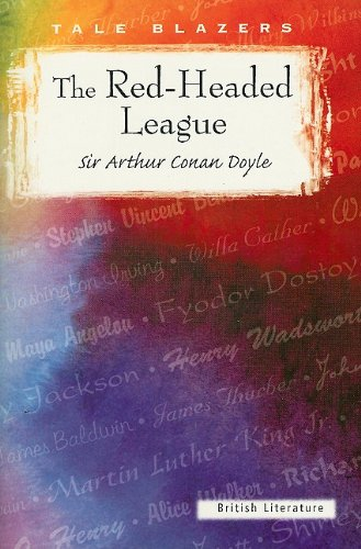 9780895987570: The Red-Headed League (Tale Blazers)