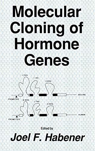 9780896030916: Molecular Cloning of Hormone Genes