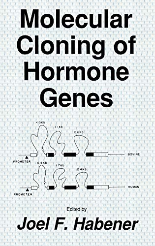 9780896030916: Molecular Cloning of Hormone Genes (Molecular Biology and Biophysics)
