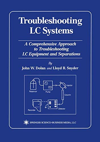 9780896031517: Troubleshooting LC Systems: A Comprehensive Approach to Troubleshooting LC Equipment and Separations