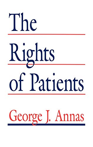 9780896031821: The Rights of Patients: The Basic ACLU Guide to Patient Rights (An American Civil Liberties Union Handbook)