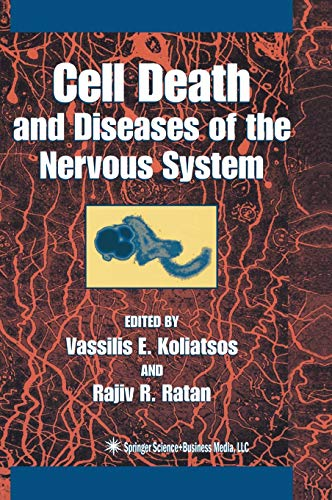 9780896034136: Cell Death and Diseases of the Nervous System (Contemporary Neuroscience)