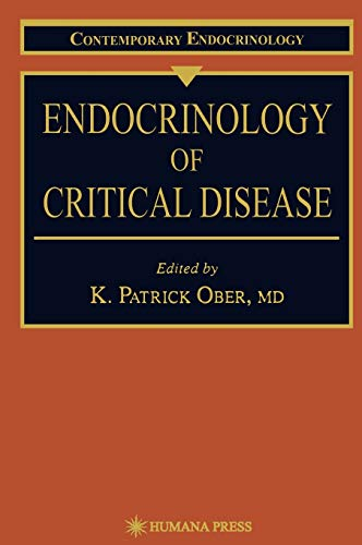 9780896034228: Endocrinology of Critical Disease (Contemporary Endocrinology)