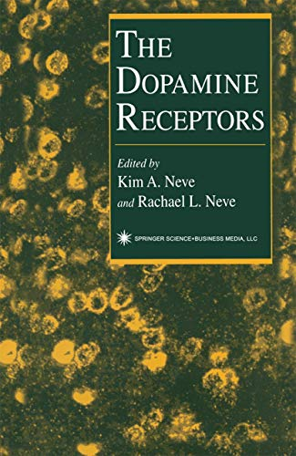9780896034334: The Dopamine Receptors (The Receptors)