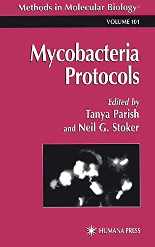 9780896034716: Mycobacteria Protocols (Methods in Molecular Biology)
