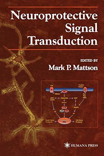 Neuroprotective Signal Transduction Contemporary Neuroscience