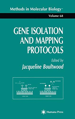 GENE ISOLATION AND MAPPING PROTOCOLS