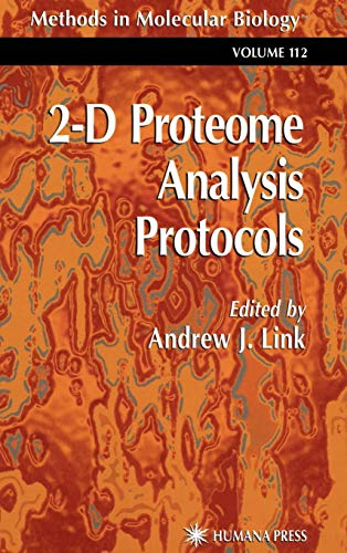 9780896035249: 2-D Proteome Analysis Protocols (Methods in Molecular Biology)