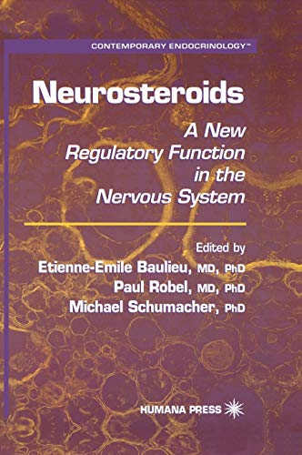 9780896035454: Neurosteroids: A New Regulatory Function in the Nervous System (Contemporary Endocrinology)