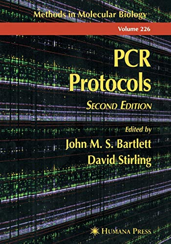 9780896036277: PCR Protocols, Vol. 226 (Methods in Molecular Biology) (Volume 226)