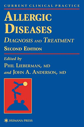 9780896036857: Allergic Diseases: Diagnosis and Treatment (Current Clinical Practice)