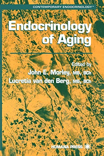 9780896037564: Endocrinology of Aging (Contemporary Endocrinology)