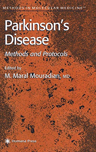 Parkinson's Disease: Methods & Protocols (Methods in Molecular Medicine, Vol. 62)