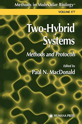 9780896038080: Two-Hybrid Systems: Methods and Protocols (Methods in Molecular Biology)