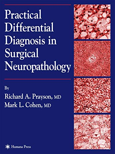 9780896038172: Practical Differential Diagnosis in Surgical Neuropathology