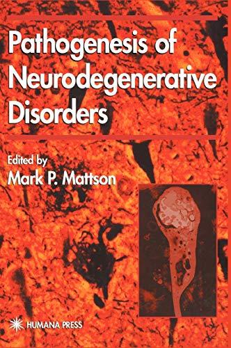 9780896038387: Pathogenesis of Neurodegenerative Disorders (Contemporary Neuroscience)
