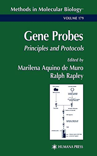 9780896038851: Gene Probes: Principles and Protocols (Methods in Molecular Biology)