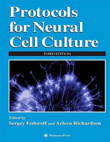 9780896039025: Protocols for Neural Cell Culture