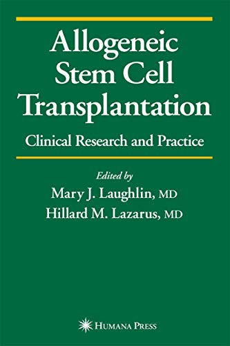 Allogeneic Stem Cell Transplantation (Current Clinical Oncology)